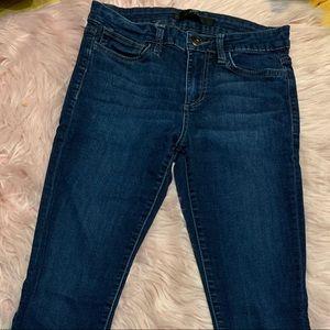 Pair of Joe's jeans skinny ankle